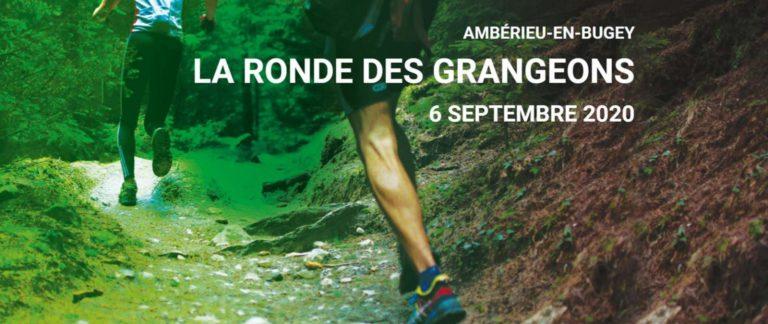Read more about the article Ronde des Grangeons, Ambérieu en Bugey, 06/09/2020