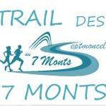 Trail des 7 monts, Septmoncel (39), 11/10/2020