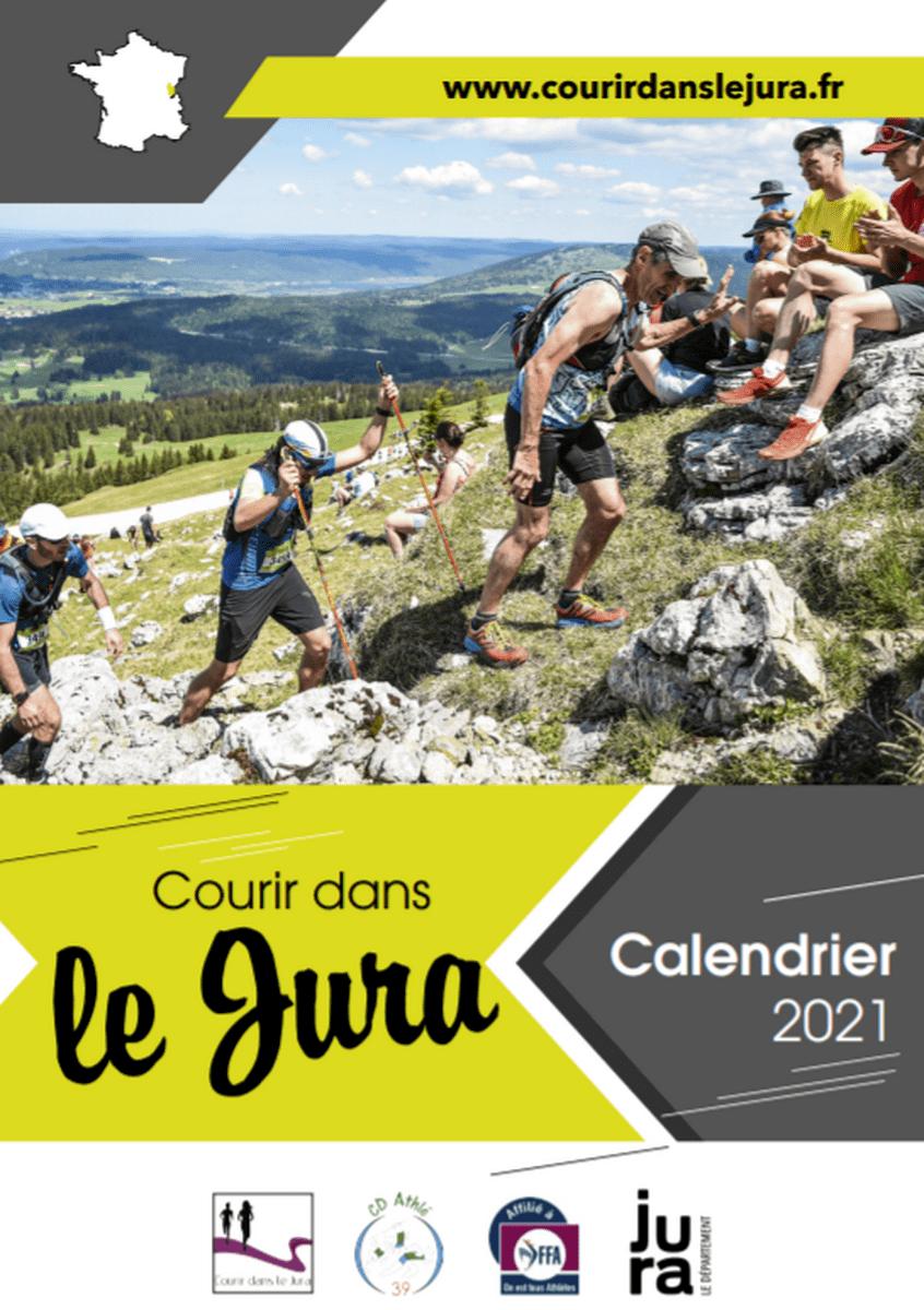 Calendrier 2021 Jura