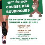 Read more about the article Course des bourriques, Meussia, 04/07/2021
