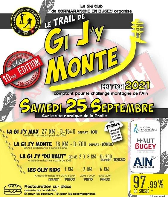 Read more about the article Gi j'y monte, La Praille, 25/09/2021